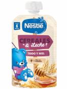 Nestlé Bolsita Papilla de Cereales & Leche Multicereales +6m  (110 g)