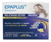 Epaplus Sleepcare Melatonina retard balance