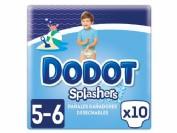 Dodot Splashers T 5-6 +14 kg (10 ud)