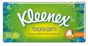 Kleenex Pañuelos Balsam (8 paquetes)