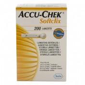 Accu-Chek Softclix Lancetas (200 ud)