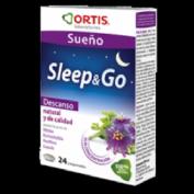 Ortis Sleep & Go 24 comprimidos