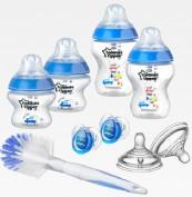 Tommee Tippee Kit Iniciación Recién Nacido Azul