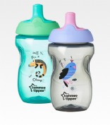 Tommee Tippee Botella Sporty 300 ml +12m (1 ud)