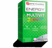 Forté Pharma Energy Multivit Junior (30 comprimidos masticables)