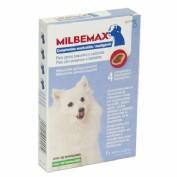 Milbemax Perros Pequños y Cachorros (4 comprimidos)