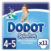 Dodot Splashers T 4-5 9-15 kg (11 ud)