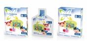 Diabalance gel de glucosa absorción rápida pédiatrico kids (8 sobres con sabor a fresa)