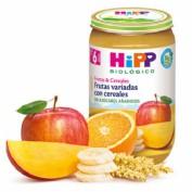 HiPP Tarrito Bio Frutas variadas con cereales +6m (250 g)