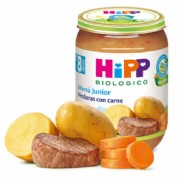 HiPP Menú Junior: Verduras con carne +8m (190 g)