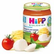 HiPP Menú Junior: Espagueti con tomate y mozarella +8m (190 g)