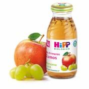 HiPP Zumo Manzana y uva +4m (200 ml)