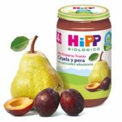 HiPP Tarrito Frutas Bio: Ciruela y Pera +4m (250 g)