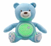 Chicco Osito Proyector Baby Bear Azul +0m