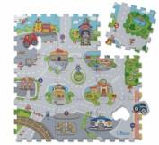 Chicco Tapete de suelo Puzzle Ciudad 1-4a