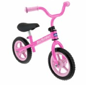 Chicco Bicicleta First Bike sin pedales Rosa 2-5a