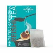 Hifas da Terra Reishi Tea Antiox (20 Bolsitas)