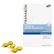 Pranarom Cápsulas : Sueño - Relajación BIO (30 cápsulas)