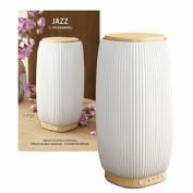 Pranarôm Jazz Cerámica + bambú Difusor de aceites esenciales