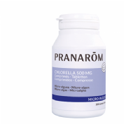 Pranarôm Micro-Algas Clorela 500 mg (200 comprimidos)