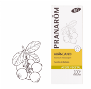Pranarôm Aceite Vegetal BIO Arándano (50 ml)