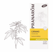 Pranarôm Aceite Vegetal BIO Cáñamo (50 ml)