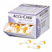 Accu-Chek Safe-T Pro Lancetas de seguridad (200 ud)