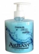 Arbasy Jabón en crema para Manos Agua de Mar (500 ml)