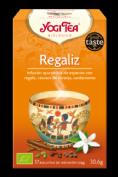 YogiTea Regaliz (17 bolsitas)