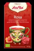 YogiTea Rosa (17 bolsitas)