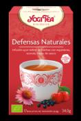 YogiTea Defensas Naturales (17 bolsitas)