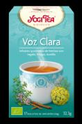 YogiTea Voz Clara (17 bolsitas)