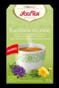 YogiTea Equilibrio Alcalino (17 bolsitas)
