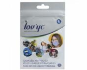 Lov`yc Gamuza Anti-vaho reutilizable para gafas 200 usos (1 ud)