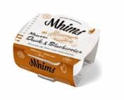 Mhims Cat Mousse de Pato con Arándanos (70 g)