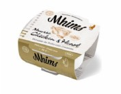 Mhims Cat Mousse de Pollo con Corazón (70 g)