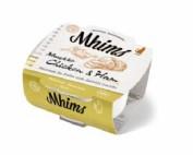 Mhims Cat Mousse de Pollo con Jamón Cocido (70 g)