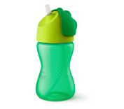 Avent Vaso Pajita 300 ml Verde (1 ud)