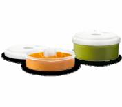 Avent 2 recipientes de almacenamiento (complemento del SCF875/02) SCF876/02