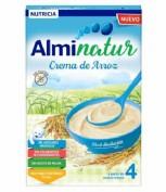 alminatur crema arroz