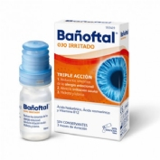 Bañoftal ojo irritado 10 ml