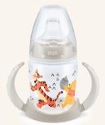NUK Biberón Winnie de Pooh Entrena con Tetina Látex  (150 ml)