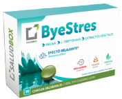 SaludBox ByeStres (30 chicles relajantes)