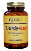 CARDY +BAC  30 cápsulas