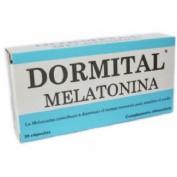 Dormital con melatonina 1,95mg (30 cápsulas)
