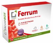 Saludbox Ferrum (30 chicles saludables)