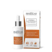 Remescar Vitamina C & Ácido Hialurónico sérum 30ml