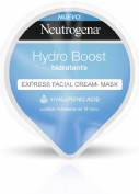 Neutrogena hydro boost cream mascarilla facial hidratante 10ml