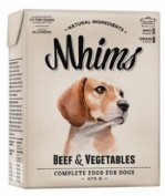 mhims beef & vegetables 375g