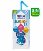 Nestlé Junior Leche de Crecimiento Original 1+año (3 ud x 200 ml)